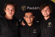 Equipo fundador de Pack & Pack