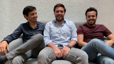 Miguel Verduzco, Joel Alvarado y Andrés Uzeta, fundadores de Lite.