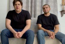 Marcelo Treviño y Uriel Robles, cofundadores de Wingoo