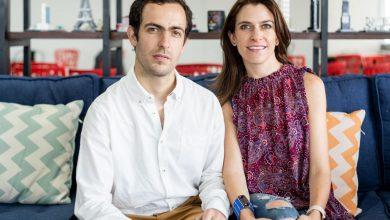 Federico Suárez y Ariadna Trapote, cofundadores de Little Bookmates